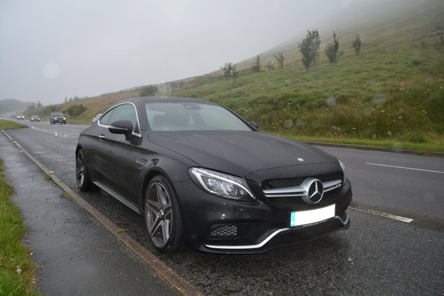 the all new mercedes c63 amg w205 coupe review mercedes. Black Bedroom Furniture Sets. Home Design Ideas