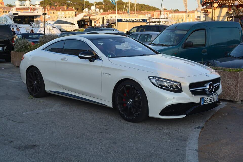 s class coupe amg