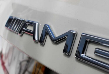 amg badge mercedes