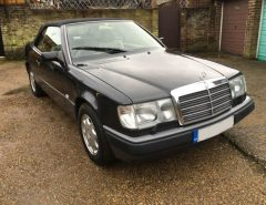 Top Gear Chris Harris W124 Mercedes