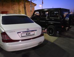 maybach mercedes g wagon