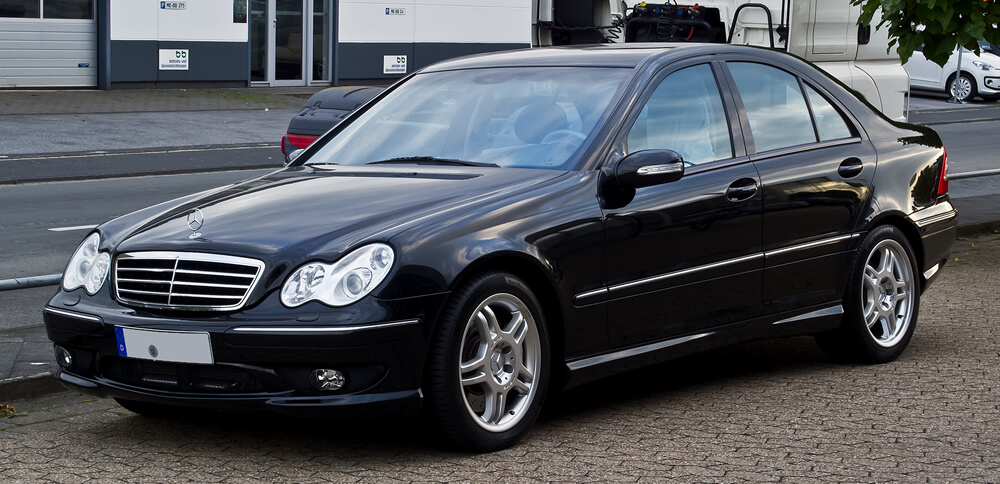 Common problems w203 c class mercedes enthusiasts for Mercedes benz c class w203