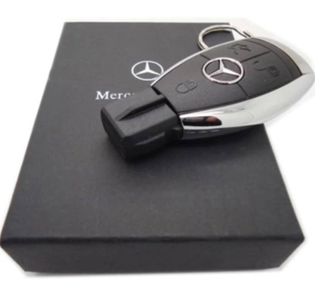 funny mercedes usb key gift