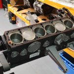 w113 bare engine block