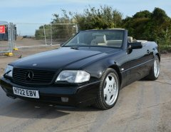 faults with r129 sl mercedes