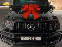Mercedes Benz Gifts